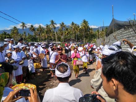 Penilaian Tahap Akhir Lomba Desa Pakraman dan Sekaha Truna Tingkat Kabupaten Buleleng