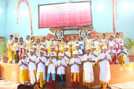 Lomba Festifal Bulan Bahasa Bali