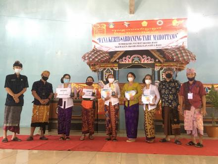 Bulan Bahasa Bali Ke-III Tahun 2021