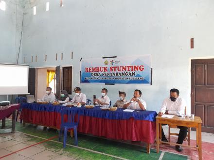 Musyawarah Desa Rembuk Stunting & Sustainable Development Goals (SDGs)